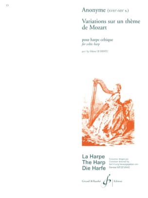 - Variations on a Mozart Theme - Sheet Music - di-arezzo.com