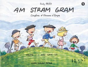 Andy Arleo - Am-Stram-Gram - Volume 1 - Partition - di-arezzo.fr