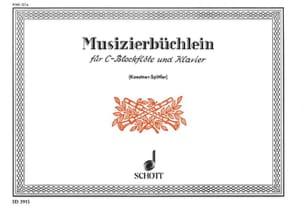 Musizierbüchlein, Bd. 1 - Partitura - di-arezzo.es
