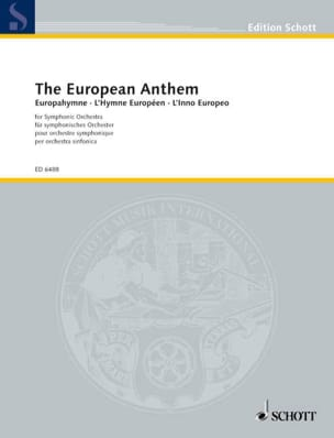 - Europahymne - Sheet Music - di-arezzo.co.uk