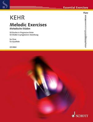 Renate Kehr - Melodic Exercises - Sheet Music - di-arezzo.com
