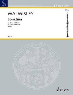 Thomas Attwood Walmisley - Sonatina –Oboe piano - Partition - di-arezzo.fr