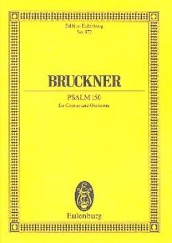 Der 150. Psalm - Anton Bruckner - Partition - laflutedepan.com