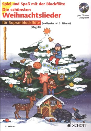 Magolt Hans / Magolt Marianne - Die schönsten Weihnachtslieder - Sheet Music - di-arezzo.com