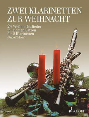 - Zwei Klarinetten zur Weihnacht - Sheet Music - di-arezzo.co.uk