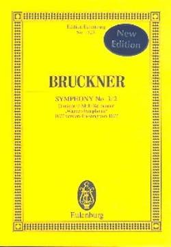 Sinfonie Nr. 3/2 - Anton Bruckner - Partition - laflutedepan.com