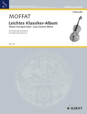 Alfred Moffat - Klassiker-Album - Partition - di-arezzo.fr