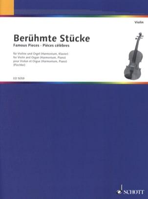 Auserlesene Melodien - Arthur Piechler - Partition - laflutedepan.com