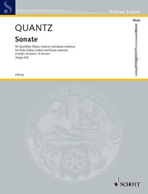 Sonate h-moll –Flöte (Oboe, Violine) Bc - laflutedepan.com