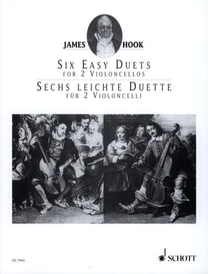 James Hook - 6 Leichte Duette Op. 58 - Partition - di-arezzo.fr