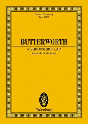 George Butterworth - A Shropshire Lad - Partition - di-arezzo.fr