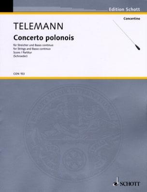 Concerto Polonois – Partitur - laflutedepan.com
