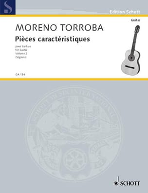 Federico Moreno-Torroba - Characteristic parts - Bd. 2 - Sheet Music - di-arezzo.co.uk