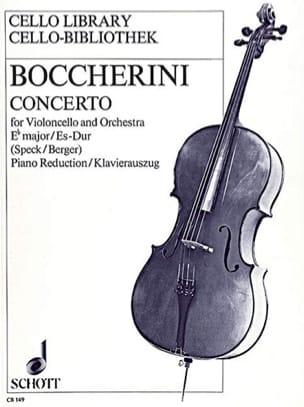 Concerto Es-Dur - Luigi Boccherini - Partition - laflutedepan.com