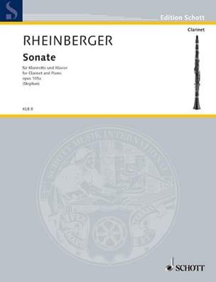 Sonate op. 105a – Klarinette Klavier - laflutedepan.com