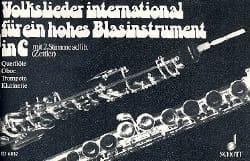 - Volkslieder International - Sheet Music - di-arezzo.com