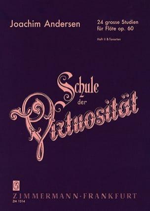 Schule der Virtuosität op. 60 - Heft 2 - laflutedepan.com