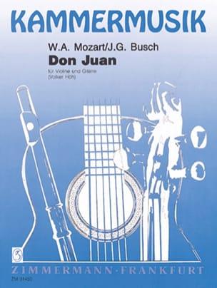 Don Juan – Violon guitare - laflutedepan.com