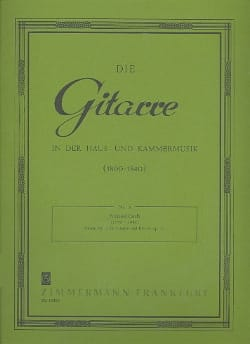 Ferdinando Carulli - Sonata Nr. 2 op. 21 - Gitarre u. Klavier - Sheet Music - di-arezzo.com