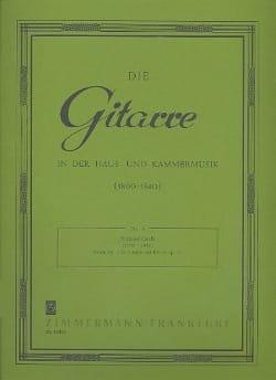 Sonate Nr. 2 op. 21 -Gitarre u. Klavier - laflutedepan.com