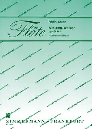 CHOPIN - Minuten-Walzer Op. 64 Nr. 1 - Sheet Music - di-arezzo.com
