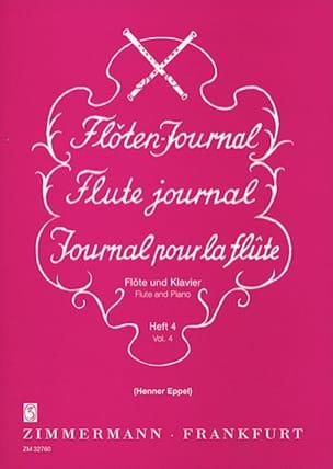 Flöten-Journal - Heft 4 – Flöte Klavier - laflutedepan.com