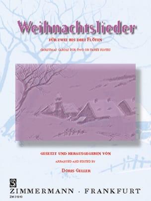 Weihnachtslieder-Album für 2 Flöten (3. Flöte ad lib.) - laflutedepan.com