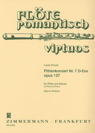Concerto pour Flûte n° 7 en Ré Majeur, op. 127 - laflutedepan.com