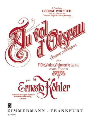 Ernesto KÖHLER - In Flight Of Bird Opus 98 - Sheet Music - di-arezzo.com