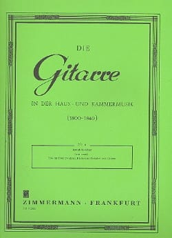 Joseph Kreutzer - Trio for Violin Flute, Klarinette Viola u. Gitarre - Sheet Music - di-arezzo.co.uk