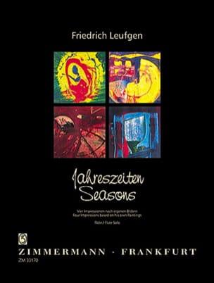 Friedrich Leufgen - Jahreszeiten - Float Solo - Sheet Music - di-arezzo.com