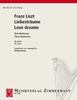 Franz Liszt - Liebesträume - Sheet Music - di-arezzo.co.uk