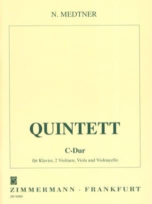 Quintett C-Dur -Klavier, 2 Violinen, Viola, Cello laflutedepan