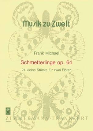 Schmetterlinge op. 64 -2 Flöten - Frank Michael - laflutedepan.com