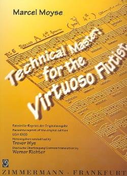 Technical Mastery of the virtuoso flutist Marcel Moyse laflutedepan