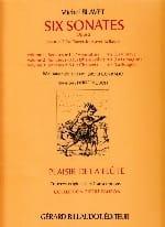 6 Sonates, op. 2 (Volume 3) - Flûte et Bc - laflutedepan.com