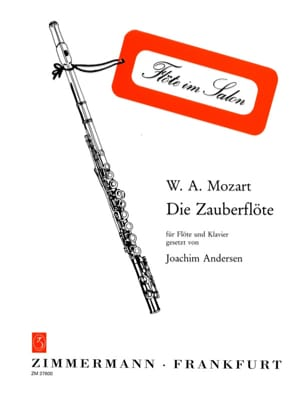 MOZART - Die Zauberflöte - Sheet Music - di-arezzo.co.uk