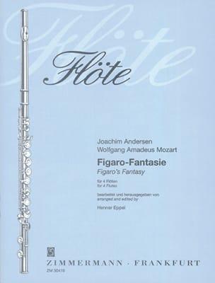 Figaro-Fantasie - 4 Flöten - laflutedepan.com