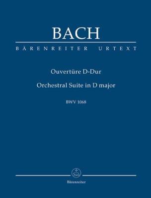 Ouvertüre - Orchestersuite - D-dur. Urtext der Neuen Bach-Ausgabe - laflutedepan.com