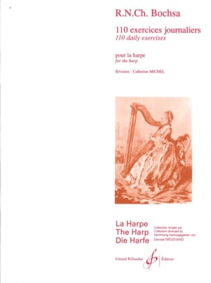 Charles Bochsa - 110 Daily Exercises - Sheet Music - di-arezzo.co.uk