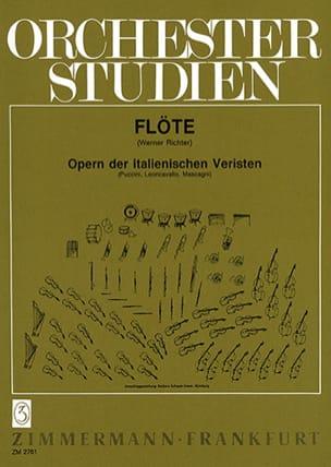 Orchesterstudien - Flöte - laflutedepan.com