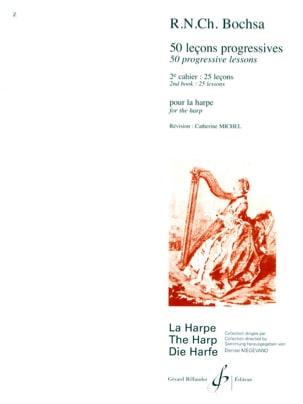 50 Lecons progressives - Volume 2 - Charles Bochsa - laflutedepan.com