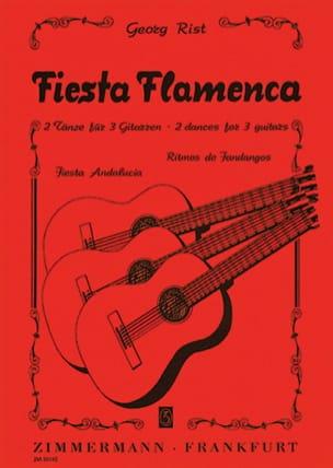 Georg Rist - Fiesta Flamenca - Partition - di-arezzo.fr