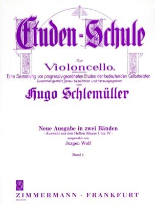 Hugo Schlemüller - Etüden-Schule - Band 1 - Sheet Music - di-arezzo.co.uk