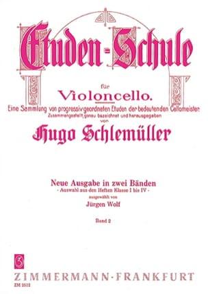 Hugo Schlemüller - Etüden-Schule - Band 2 - Sheet Music - di-arezzo.co.uk