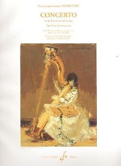 Francois-Adrien Boieldieu - Concerto pour harpe et orchestre - Partition - di-arezzo.fr