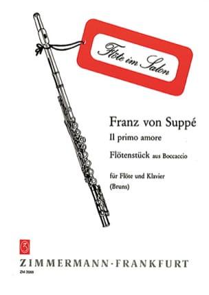 Franz von Suppé - Il primo amore - Partition - di-arezzo.fr