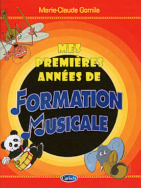 Marie-Claude Gomila - 1st year of musical training - Beginner 1 - Sheet Music - di-arezzo.co.uk