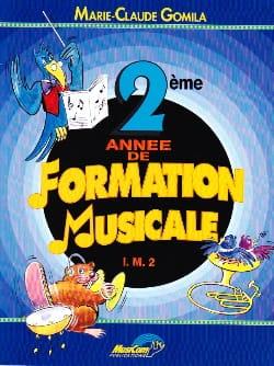 Marie-Claude Gomila - 2nd year of musical training - IM2 - Sheet Music - di-arezzo.com