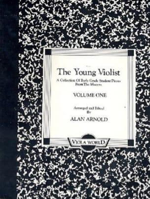 Alan H Arnold - Der Junge Bratschist, Bd 1 - Partitura - di-arezzo.es